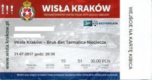 331e3a606a 2017.07.21 Wisła Kraków - Bruk-Bet Termalica Nieciecza 1 0 ...